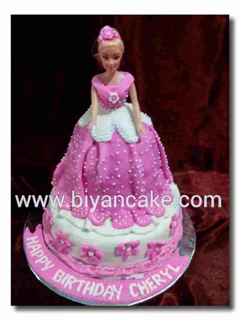 Barbie cake Princess ~ Chery