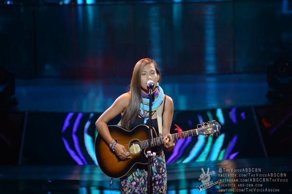 Ferns Tosco of Boracay sings 'Ang Buhay Ko' on 'The Voice PH'