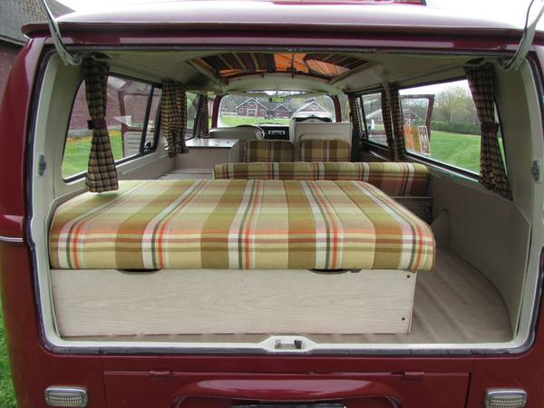 1971 volkswagen riviera for sale vw bus wagon for 1963 vw samba t1 21 window split screen campervan