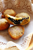 Deep fried oreo