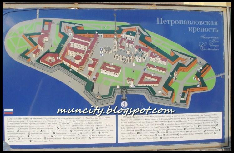 Map Of St Paul Island