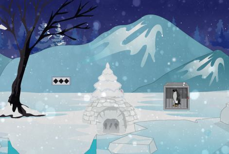 TheEscapeGames Snow Island Penguin Escape