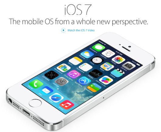 Apple released iOS 7 for iPhone and iPad