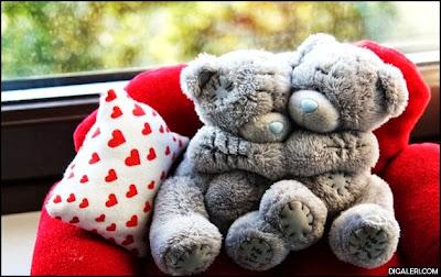 Gambar Boneka Romantis