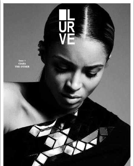 Ciara Lurve Magazine