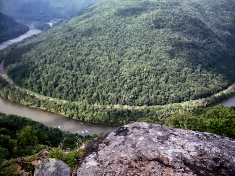 GRAND VIEW OF NEW RIVER GORGE
