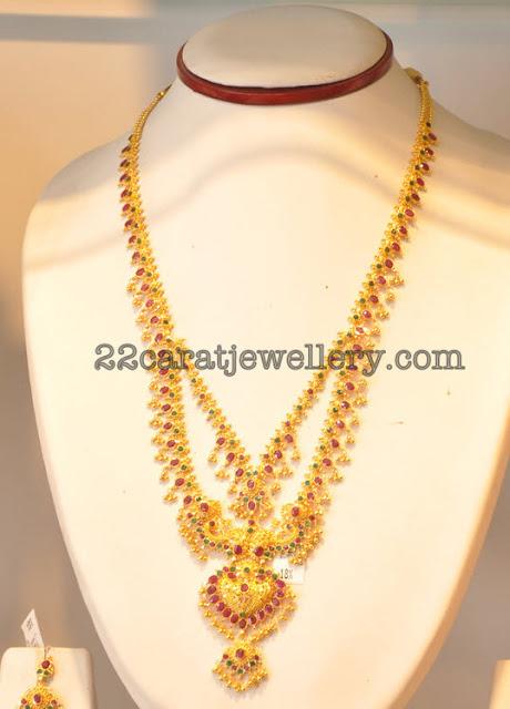 Gundla Mala By Cmr Jewellery Designs