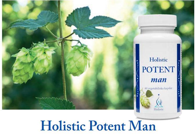holistic potent kvinna