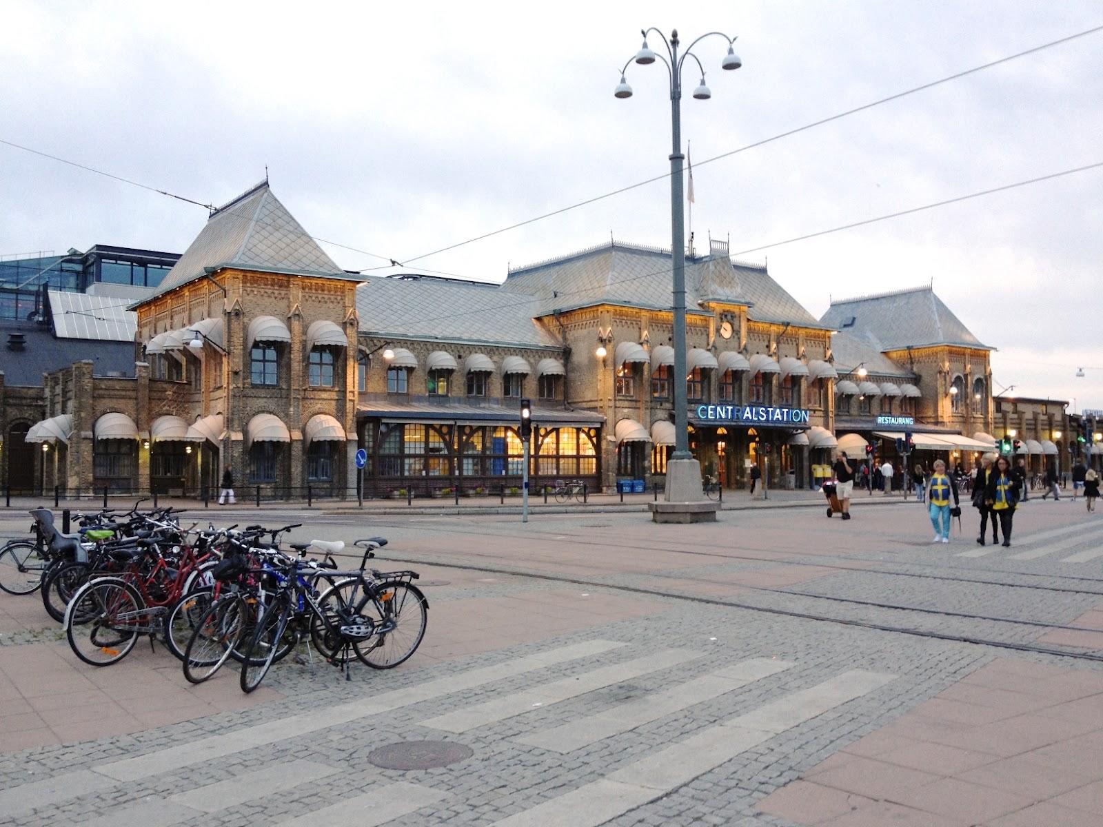 Gothenburg Sweden  city photos gallery : SkiCat Travels: Gothenburg, Sweden