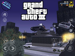 Download Game GTA 3 untuk Android