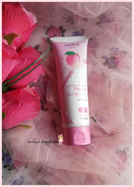 Tori Chu: Review: Kracie's Naive Facial Cleansing Foam # ...