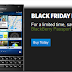 Save $200 on the BlackBerry Passport for Black Friday