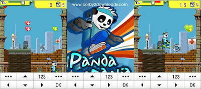 Java Game: Panda Mania | Samsung Corby 2 GT - S3850 Free Download