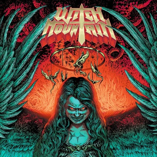 Witch Mountain - Mobile of Angels (review by Keith Ross)