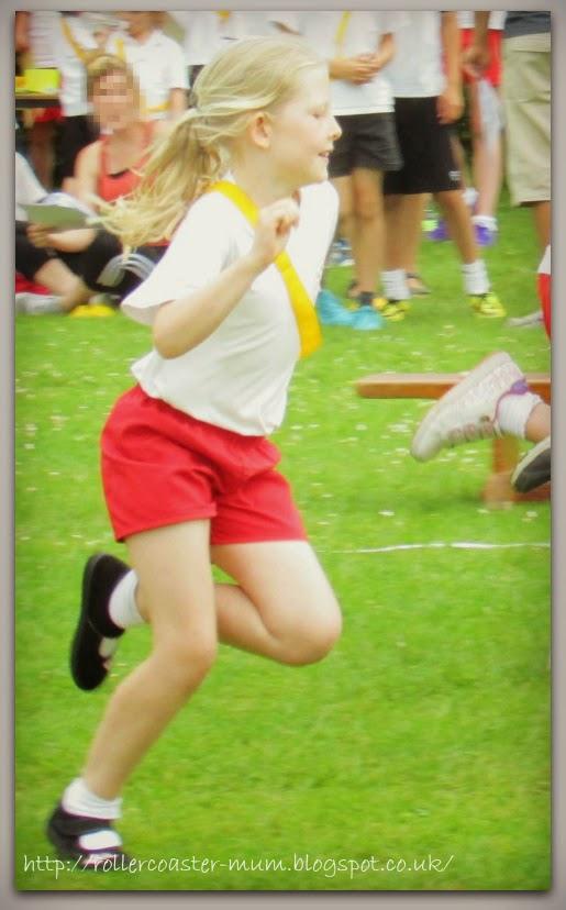 50m dash Sports Day