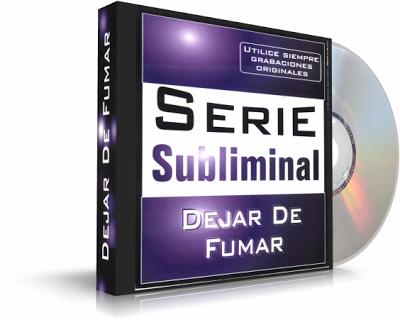 Dejar De Fumar – Serie Subliminal [Audiolibro]