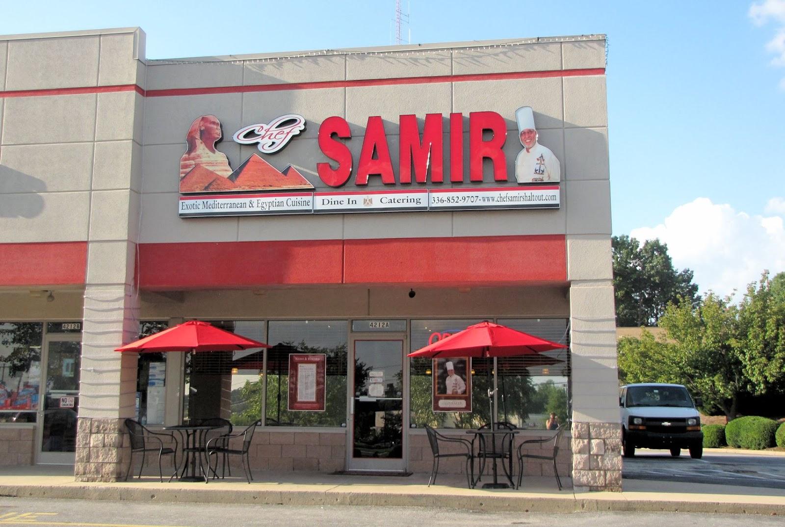 Fine dining restaurant exterior - Unassuming From The Exterior