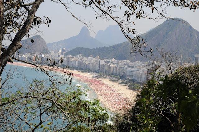 Rio de janeiro, turismo, guia, leme, forte do leme, Copacabana, visual, Brasil, natureza, caminhada, trilha, forte, praia