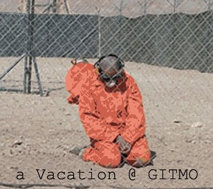 a Vacation at Gitmo
