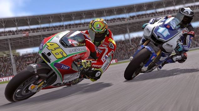 Purchase MotoGP 14 From GameStop or EB Games To Receive Free DLC - BioGamer Girl