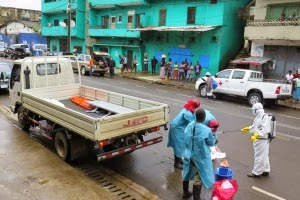 Ebola virus in Liberia creates body recovery dangers