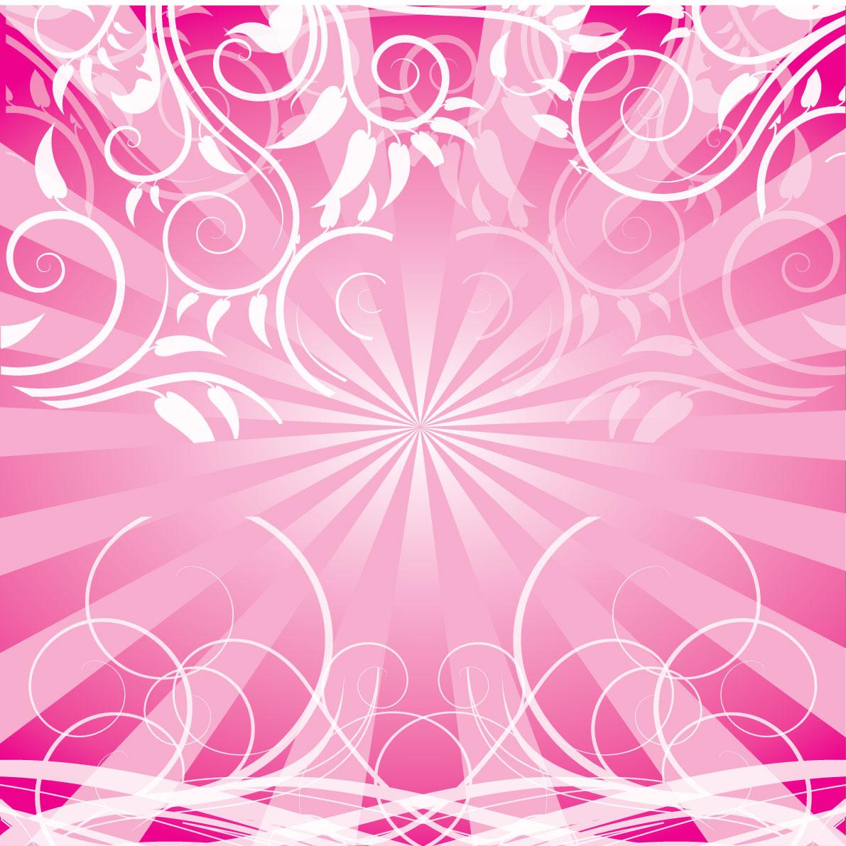 Pink Design Wallpaper