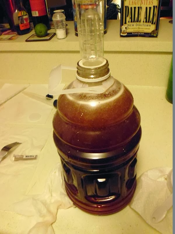 Homebrewing Wine