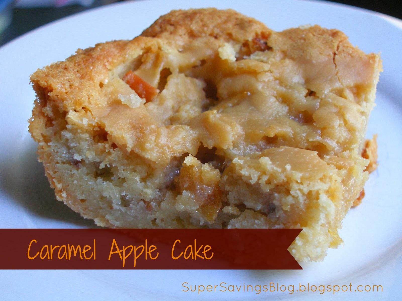 Apple And Pecan Cake Uk
