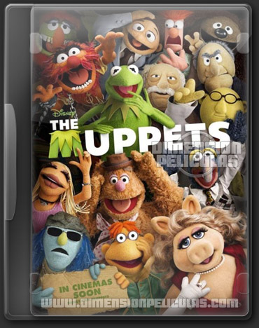 The Muppets (DVDRip Inglés Subtitulado) (2011)