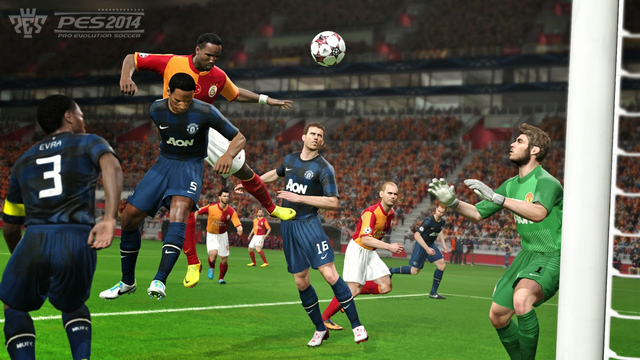 Free download crack pes 2014 pc full version