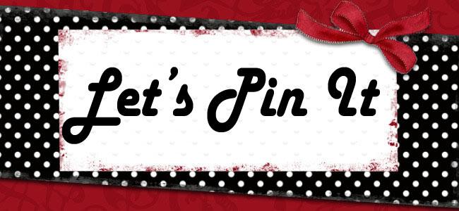 Let's Pin It!