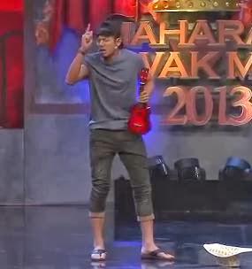 Maharaja Lawak Mega 2013 Nabil Minggu 7