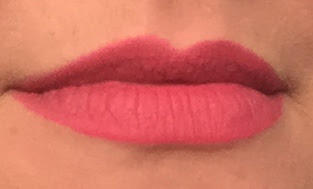 elf studio lip stain in Fashionista, no gloss
