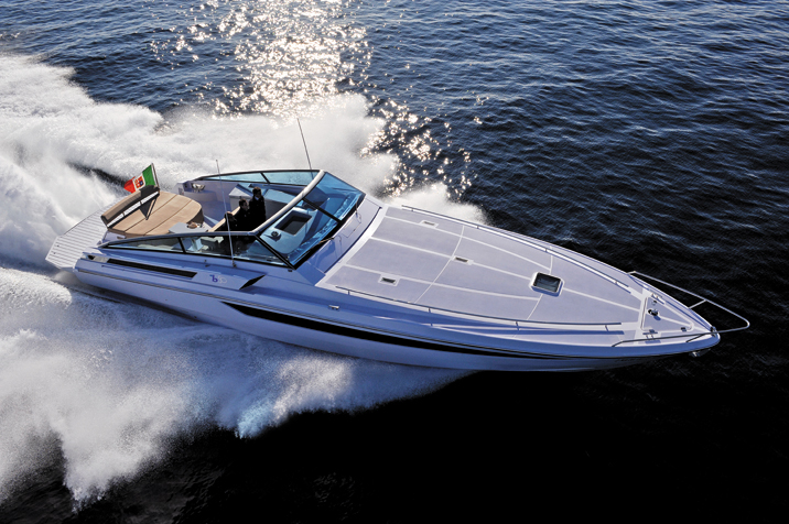 Baia b50. Builder: Baia Yacht Loa: 56.1` Beam: 15.3` Weight: 46.297 lbs.