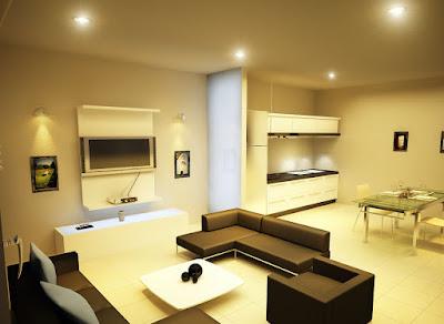 Instalaciones eléctricas residenciales - Iluminación de interiores