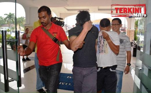 Lelaki maki penguatkuasa MBPP ditahan