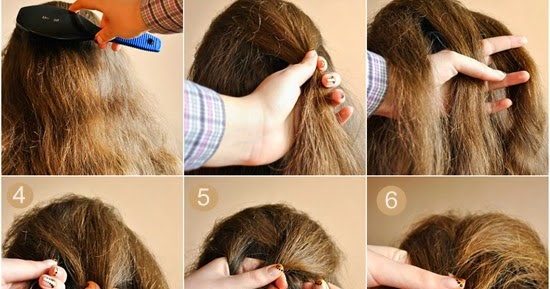 how to make different hairstyles for medium hair at home