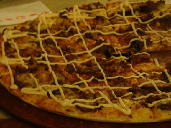 Pizza Hut's Tuscani Roast Beef Flavor