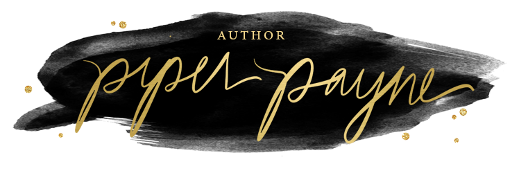 Author Piper Payne | The Blog