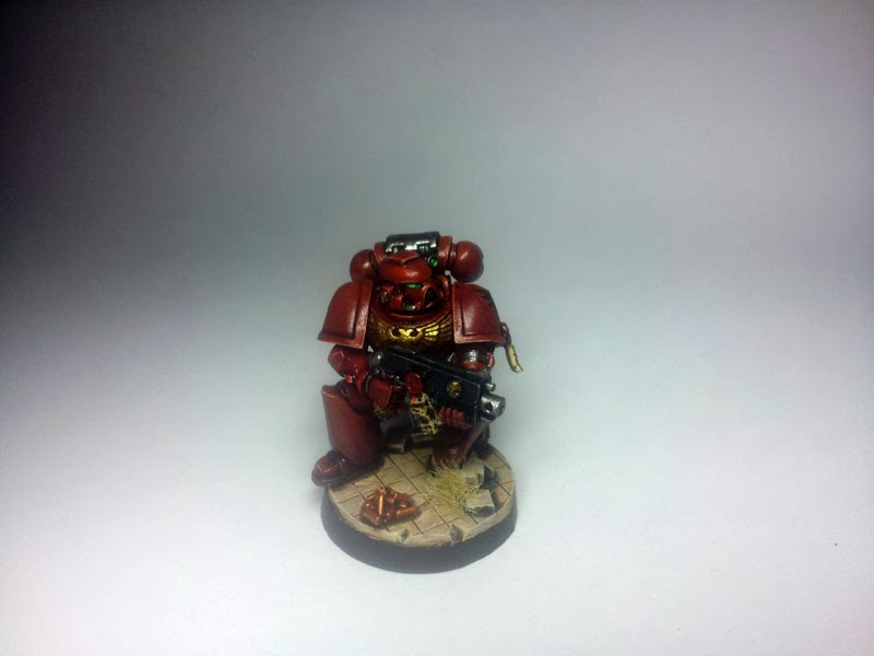 BLOOD ANGELS - WARHAMMER 40.000 1-4