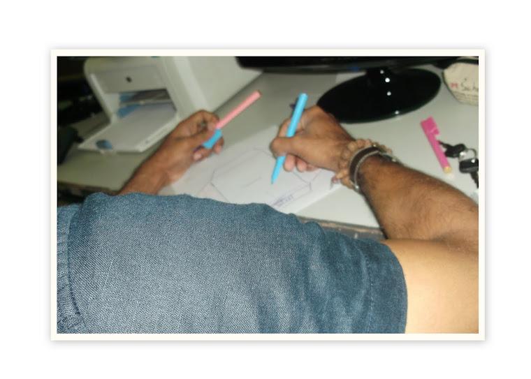 Scribbling the Envelope