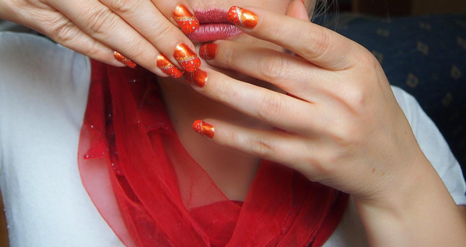 nageldesign leicht nachmachen - Fingernägel Design zum Selbermachen 29 Anleitungen