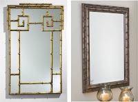 Bamboo Mirror Frame3