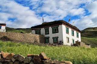 Quaint homestay in Demul, Spiti