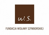 Logo Fundacji Wisławy Szymborskiej