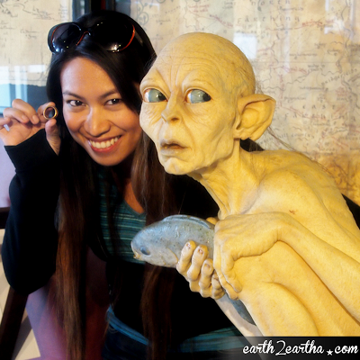 Gollum and I