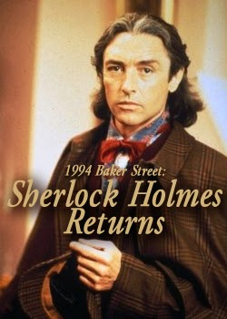 1994 Baker Street: Sherlock Holmes Returns Cover