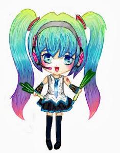 ☆ Maskotka bloga  ☆ ヽ(゚◇゚ )ノ