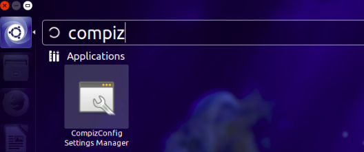 compizconfig settings manager