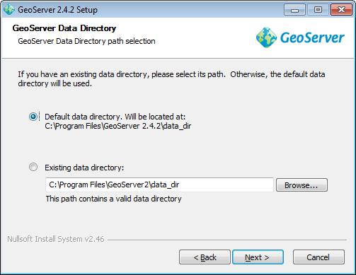 Install Geoserver